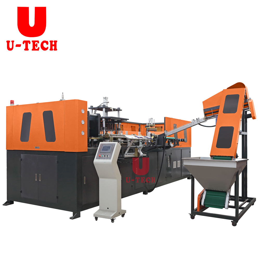 plastic bottle blowing machine