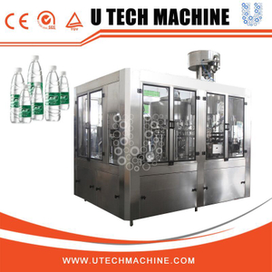 good quality automatic water filling machine