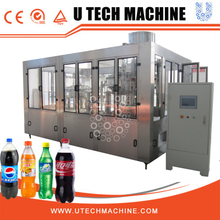 carbonated beverage filling machine
