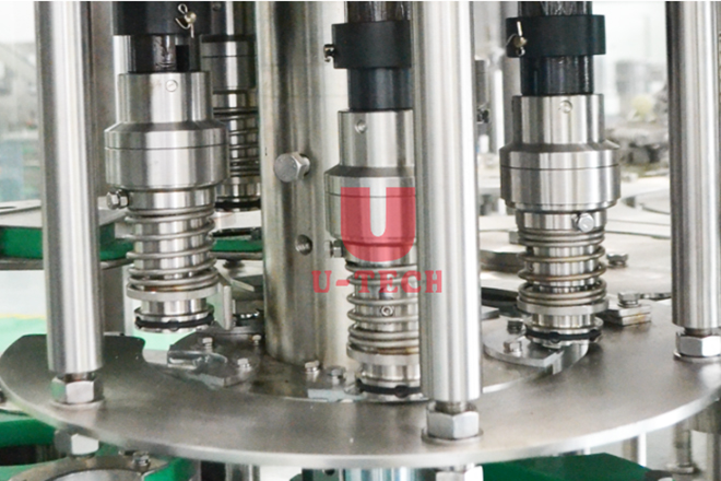 6000BPH Good Quality Automatic Water Filling Machine